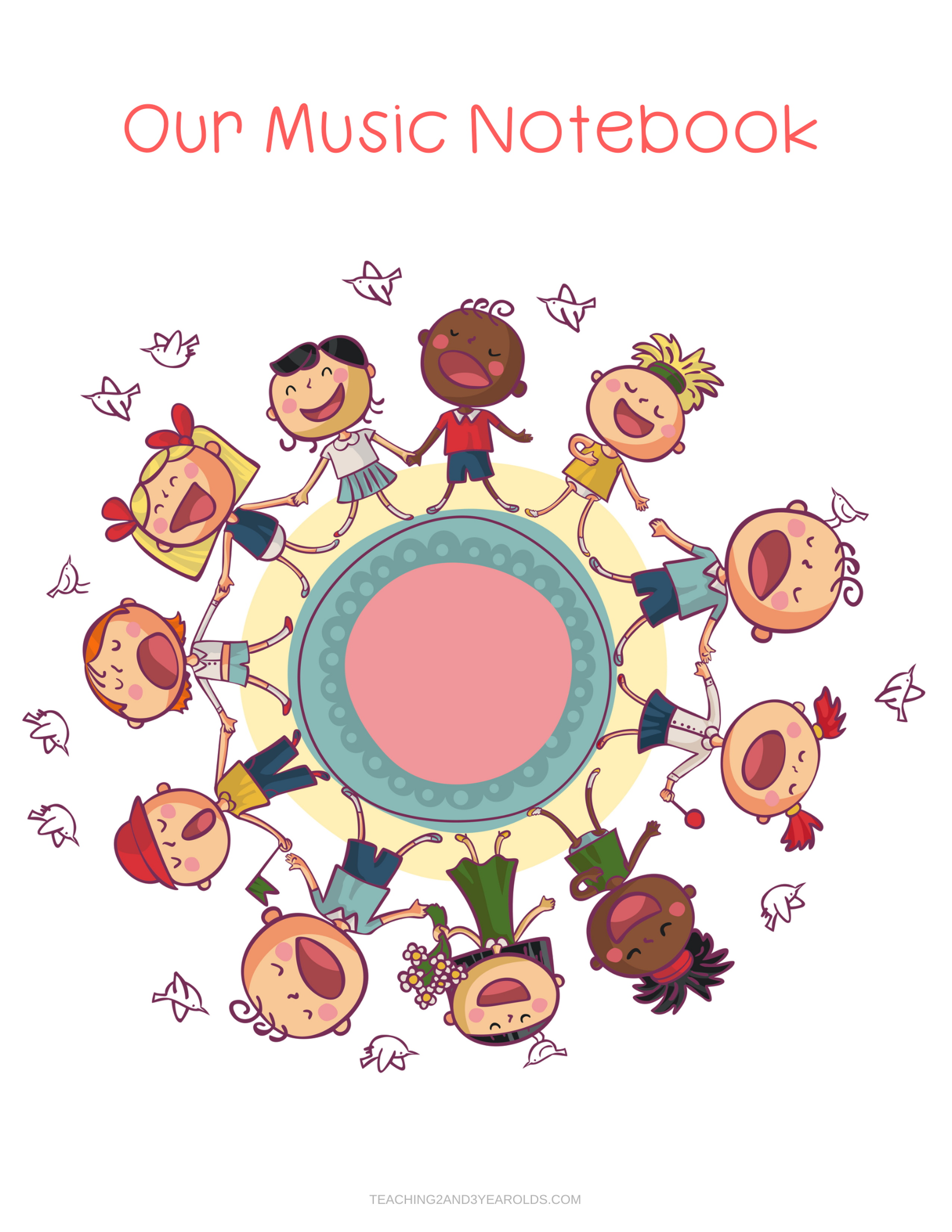 Music For Energetic Kids Teaching 2 And 3 Year Olds