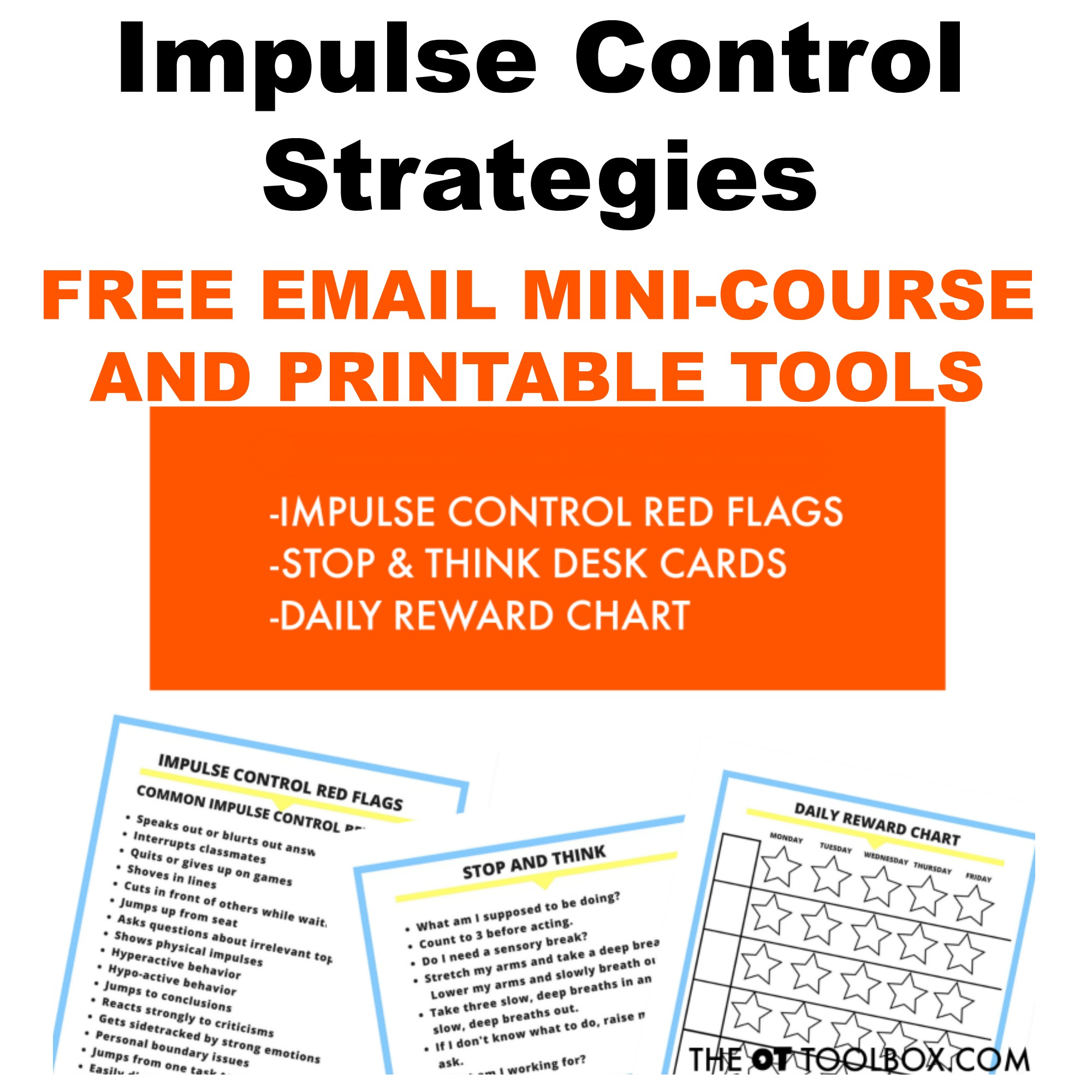Free Impulse Control Mini-Course