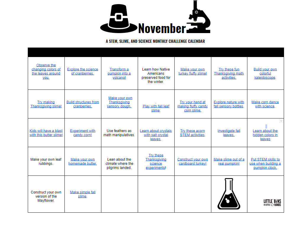 Thanksgiving Science Activities And Stem For Harvest Themes Home Experiments Energy Electricity Easy Join The Newsletter